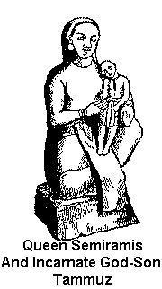 {Semiramis and child}